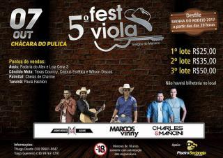 5 Fest Viola - Amigos do Mariano