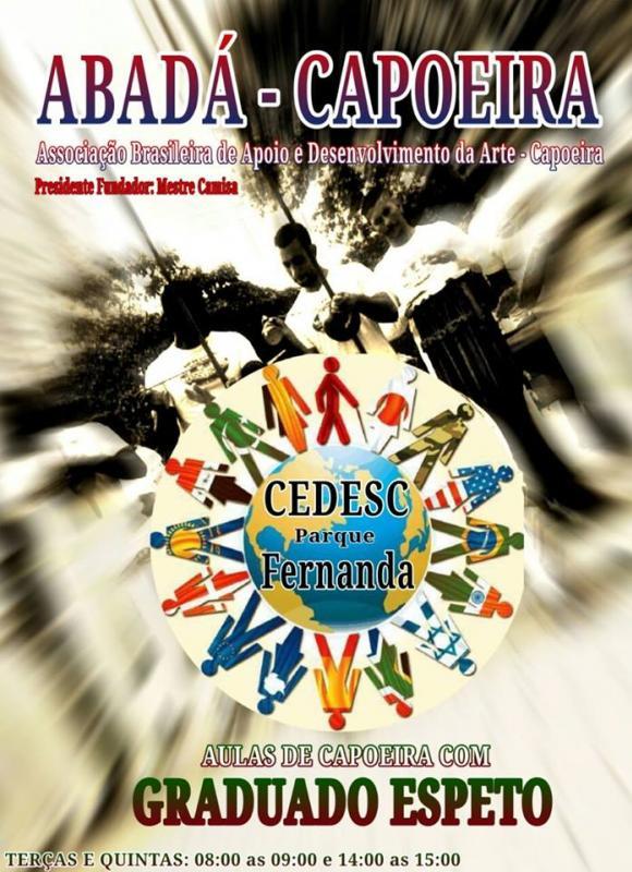 CEDESC Pq Fernanda - Cursos no CEDESC