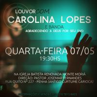 Cantora Carolina Lopes