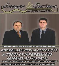 Josemar e Gustavo. Os Heróis da Fé