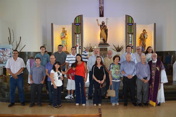 Missa em Ação de Graças de Inicio de Safra da Usina Colombo