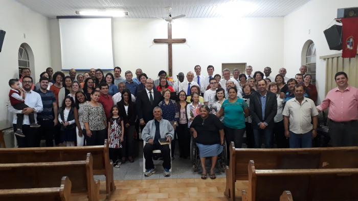 Igreja Presbiteriana comemorou 78 anos de fundação
