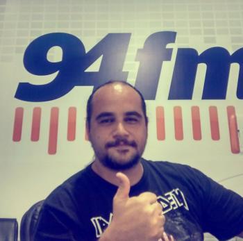 No AR Edson Pinheiro