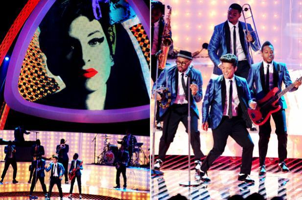 Show Bruno Mars