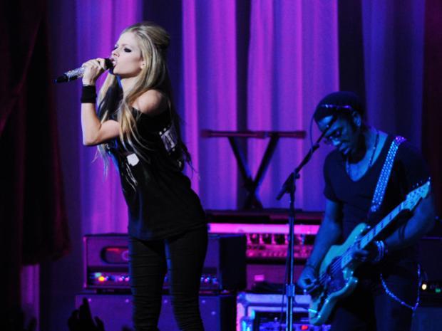 Show Avril Lavigne