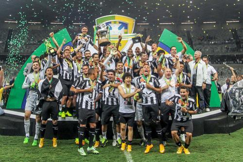 CLUBE ATLÉTICO MINEIRO - CAMPEÃO DA COPA DO BRASIL DE 2014.