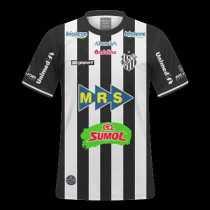 CAMISAS DO TUPI FOOT BALL CLUB - JUIZ DE FORA/MG