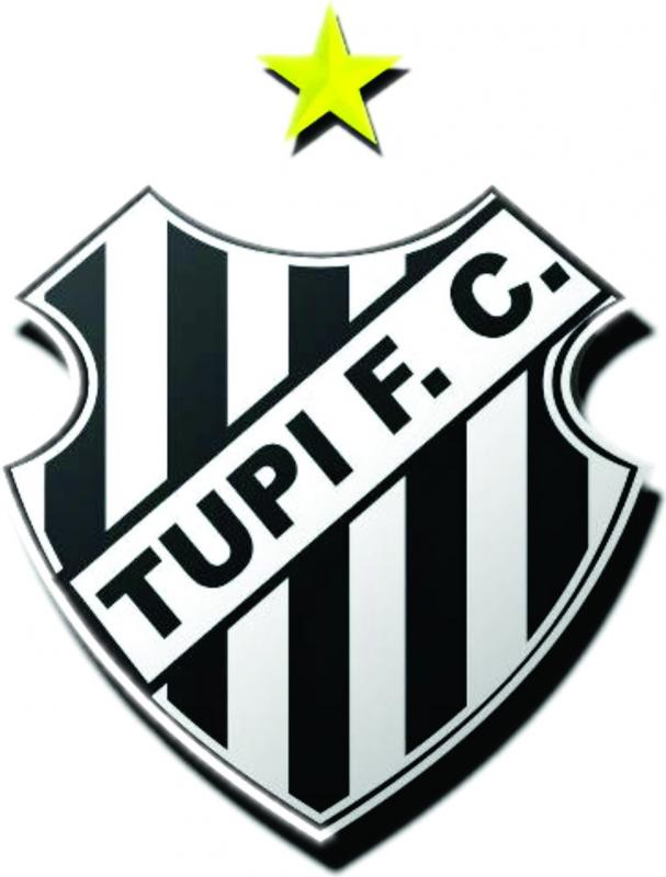 ESCUDOS DO TUPI FOOT BALL CLUBE - JUIZ DE FORA/MG