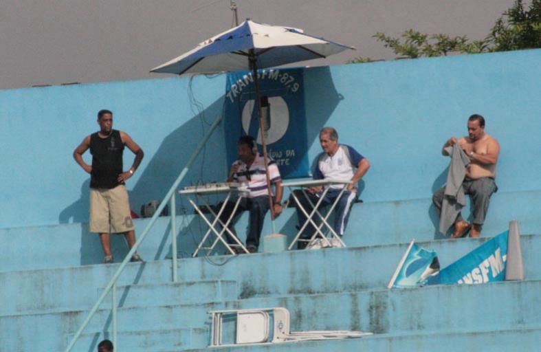 RÁDIO TRANS FM 87,9 - EQUIPE SHOW DE BOLA FUTEBOL CLUBE 2010