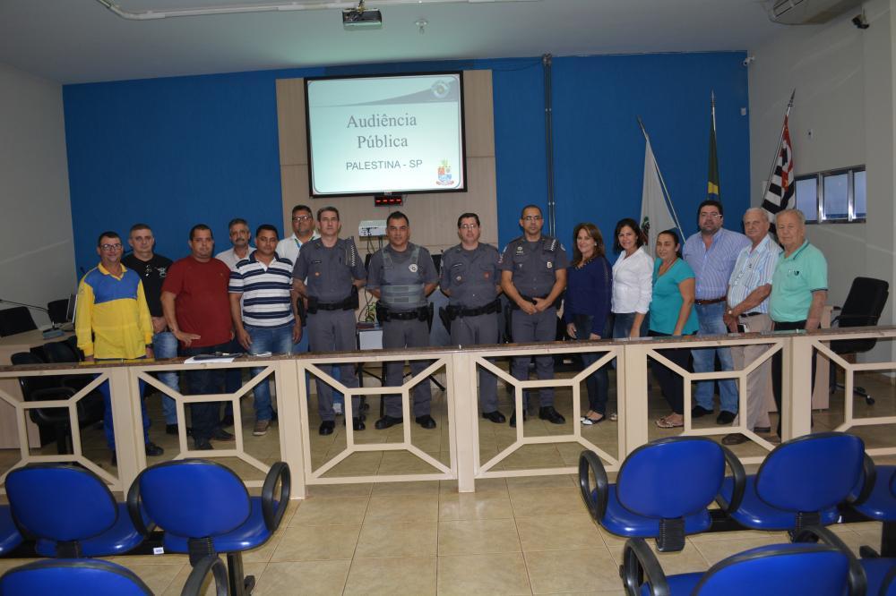Audi�ncia p�blica da Pol�cia Militar do Estado de S�o Paulo