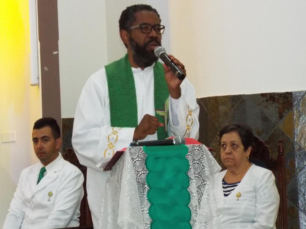 SEMANA DA FAMILIA 2016- MISSA COM PADRE CALAZANS