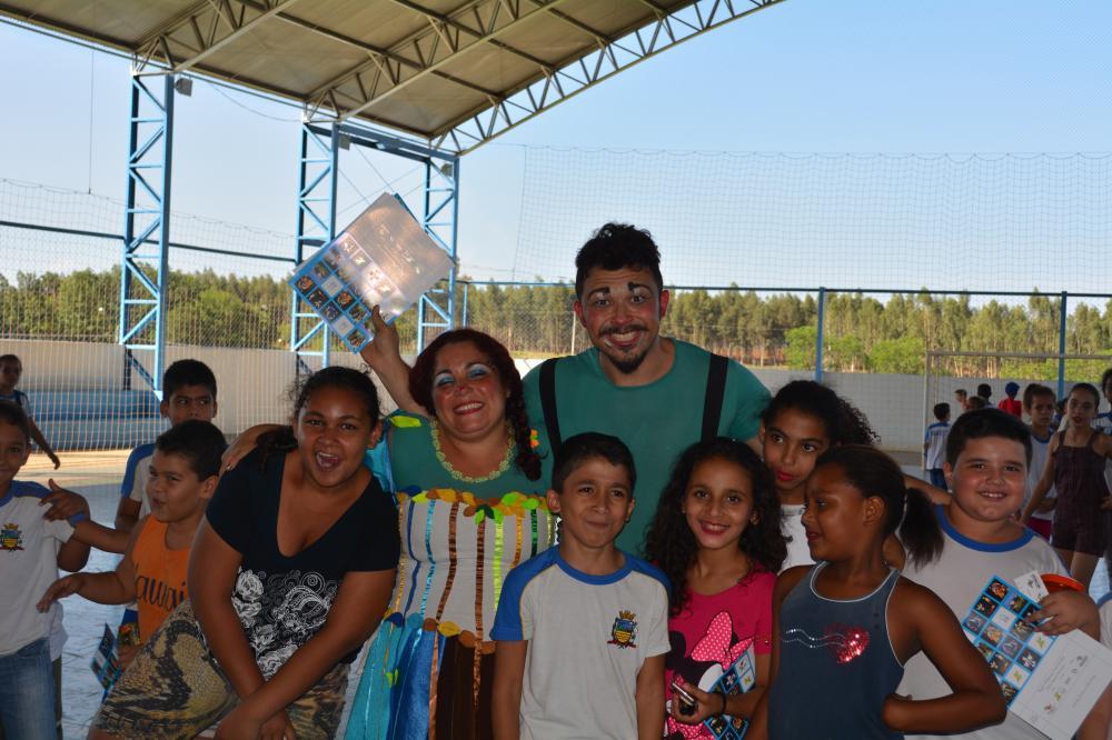 2º Feira Literária da Escola Izaltina