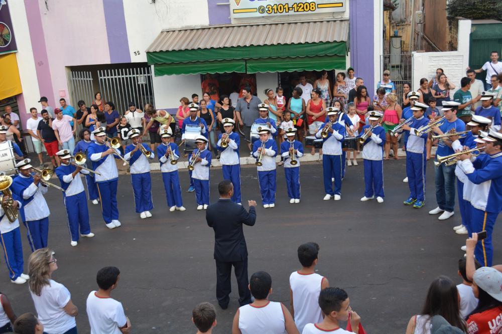 DIA 27 de março, dia nacional de Bandas e Fanfarras
