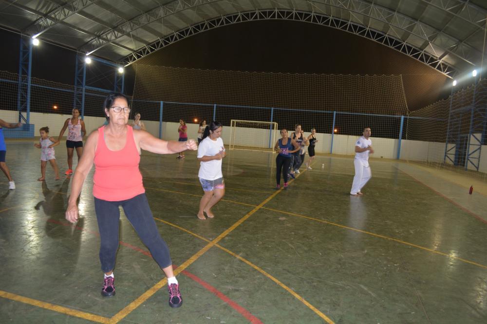 As aulas de Thai fitness voltaram!