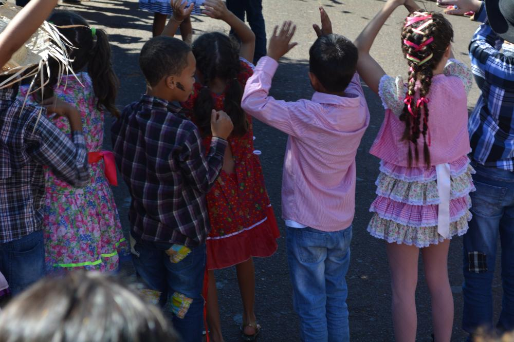 Festa Junina da Escola Izaltina Vicente Alves