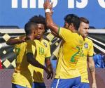Brasil continua em 6º no ranking Fifa