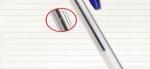 Você sabe para que serve esse furinho da caneta?