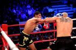 Macaense pronto para WGP Kickboxing no Rio