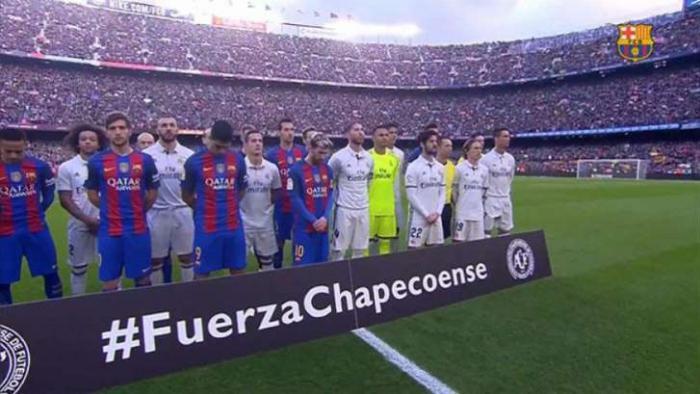 Chapecoense aceita convite do Barcelona para disputa de Torneio