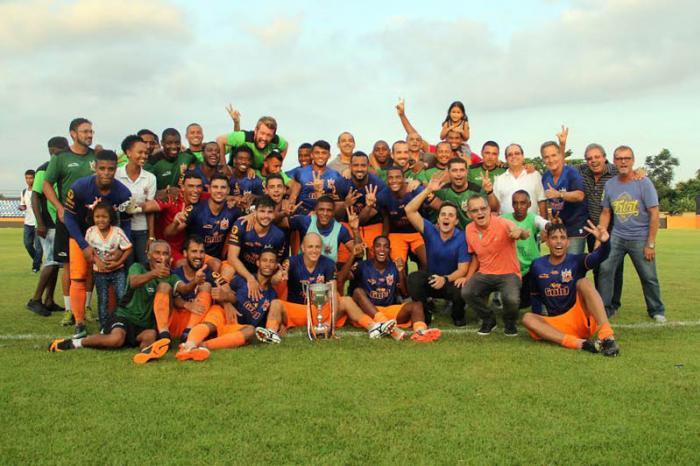 Nova Iguaçu vence Boavista e ganha quadrangular extra da Taça Rio