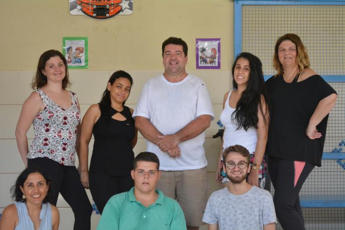 Grupo de Teatro Cia. Entre Palcos de Palestina esta participando do Programa de Qualificação em Artes
