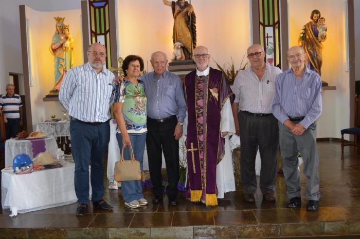 Missa em Ação de Graças para Usina Colombo