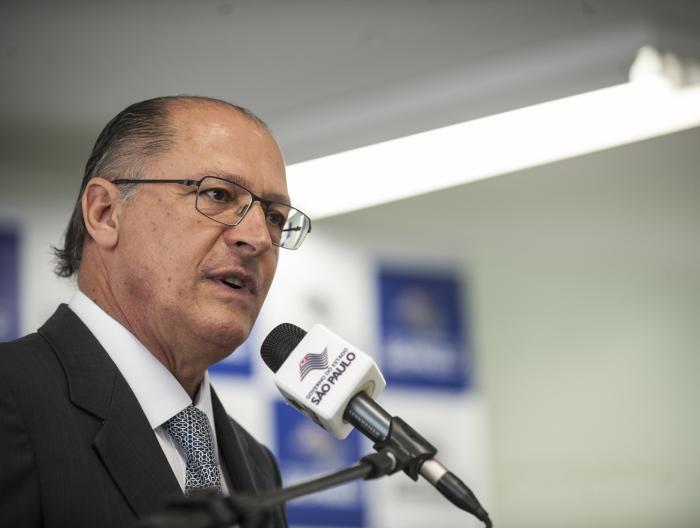 Nos EUA, Alckmin apresenta oportunidades de negócios e busca investimento estrangeiro para o Estado