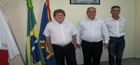 Eleita nova Mesa Diretora da C�mara de Aiuruoca para 2016