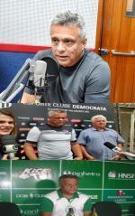 DEMOCRATA-GV/MG: DIRETORIA DO PANTERA AGE RÁPIDO E CONTRATA MÁRCIO PEREIRA PARA TREINADOR DO DEMOCRATA-GV/MG.