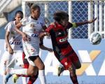 Mengão goleia o Duque no Brasileirão Feminino