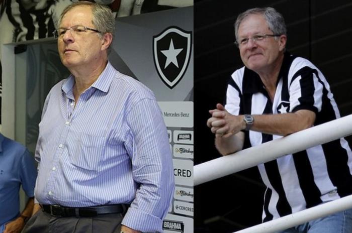 BOTAFOGO/RJ: EX-PRESIDENTE CARLOS EDUARDO PEREIRA DESABAFA CONTRA A DIRETORIA DO BOTAFOGO/RJ.