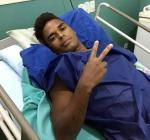 Almir é operado e vai se recuperar no Flamengo