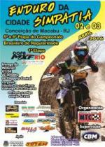 Macabu vai sediar etapas do nacional de motociclismo