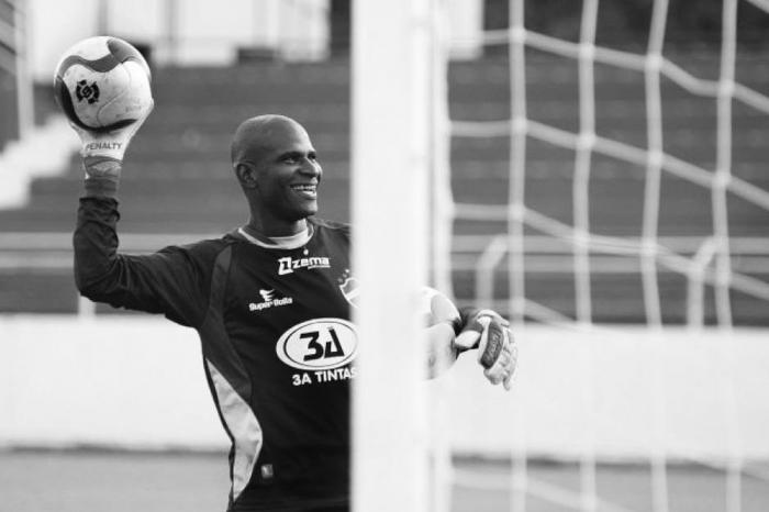 Goleiro Max, ex-Botafogo, tem morte cerebral confirmada aos 42 anos