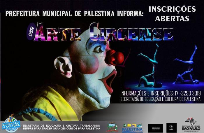 Curso de Arte Circense