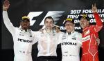 FÓRMULA 1 2017: VALTTERI BOTTAS VENCE O GP DE ABU DHABI.