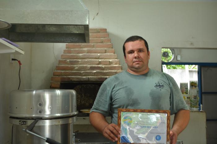 Pizzaria Amendola, a melhor da cidade