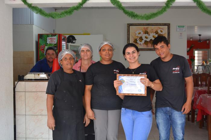 Dois prêmios para a família Roma Grill