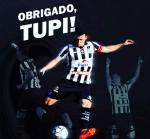 TUPI/MG:  ZAGUEIRO SIDIMAR COMUNICA O SEU DESLIGAMENTO COM O TUPI/MG.