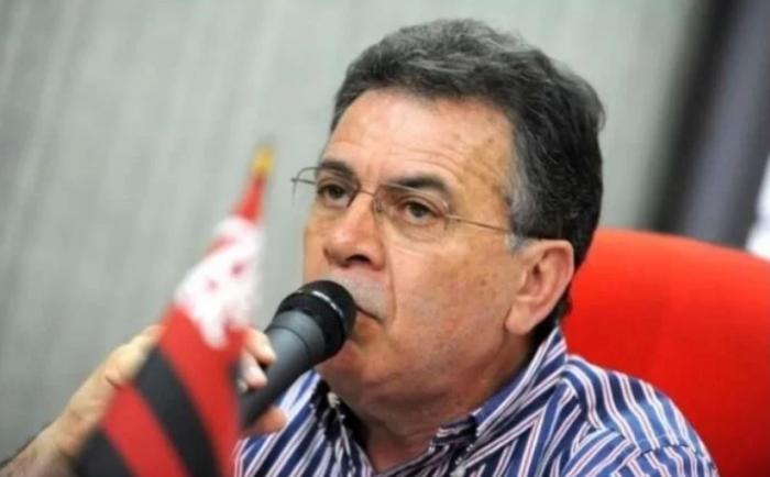 FLAMENGO/RJ: DIRETORIA DO FLAMENGO/RJ CONFIRMA PAULO PELAIPE COMO O NOVO GERENTE DE FUTEBOL RUBRO-NEGRO.