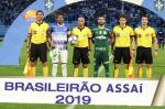 AVAÍ/SC:  1  X  2  PALMEIRAS/SP:  MAIS UMA DERROTA NO BRASILEIRÃO 2019.
