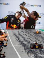 FÓRMULA 1 2019: MAX VERSTAPPEN VENCE O GP DA ÁUSTRIA COM EXIBIÇÃO ÉPICA.