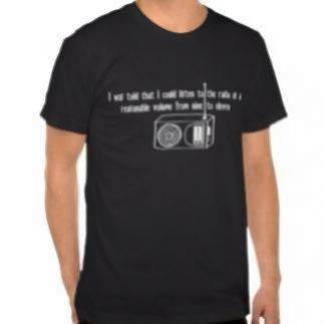 Camisa Radio