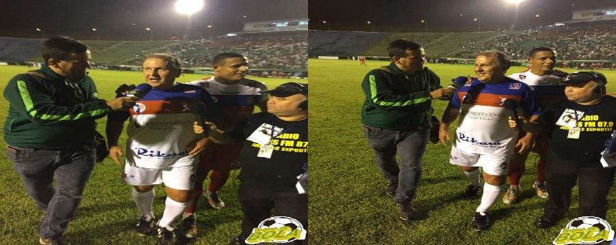 MARCELO: JOGO ENTRE FLAMENGO/RJ x SEL; JUIZ DE FORA -  JUIZ DE FORA/MG